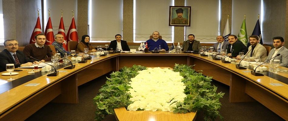 2. Yönetim Kurulu Toplantısı Erzurum'da Gerçekleşti