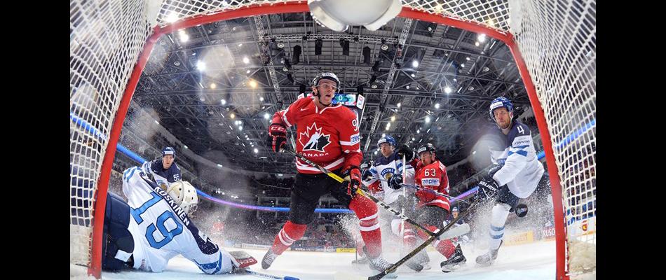 Buz Hokeyinde Dünya Şampiyonu Kanada