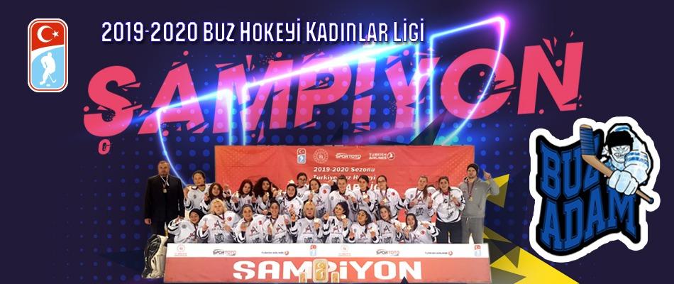 2019-2020 Kadınlar Ligi Tamamlandı