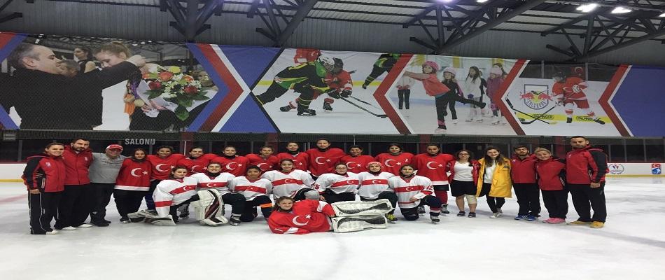 U18 Kadın Milli Takımımız'ın Ankara Hazırlık Kampı Başlıyor…