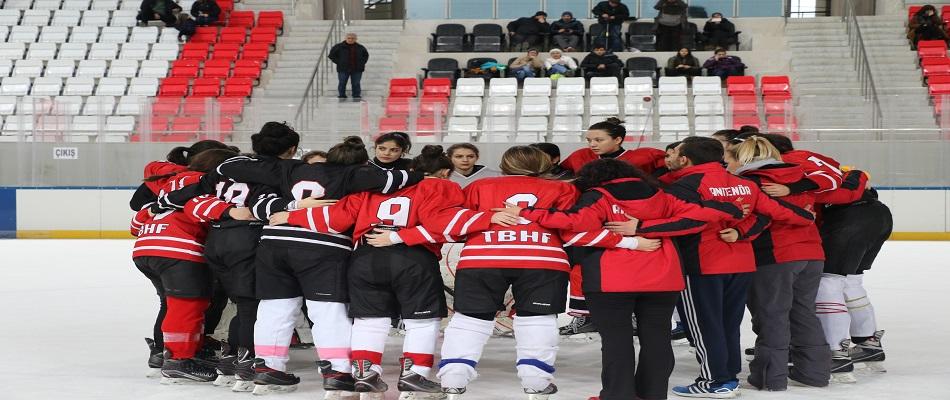 Kadın Buz Hokeyi Milli Takımı Onlarla Birlikte Büyüyecek…