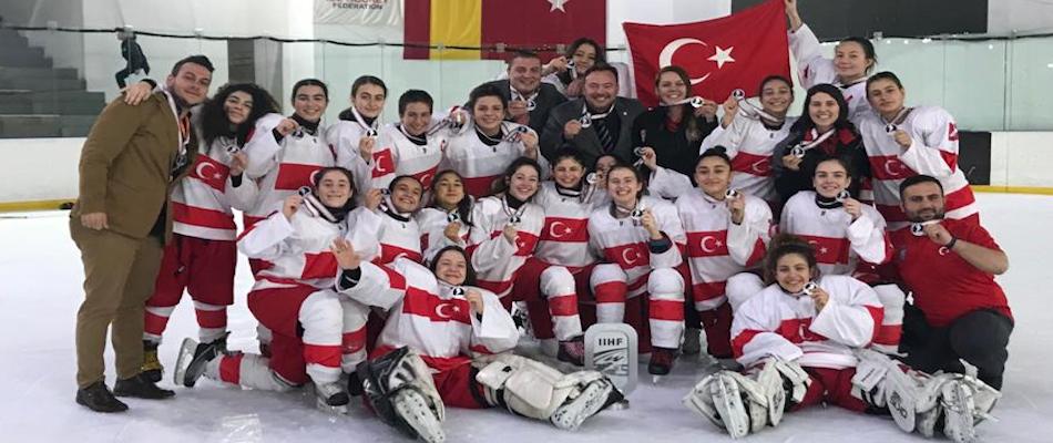 Genç Kadın Milli Takımımız Gümüş Madalya Kazandı