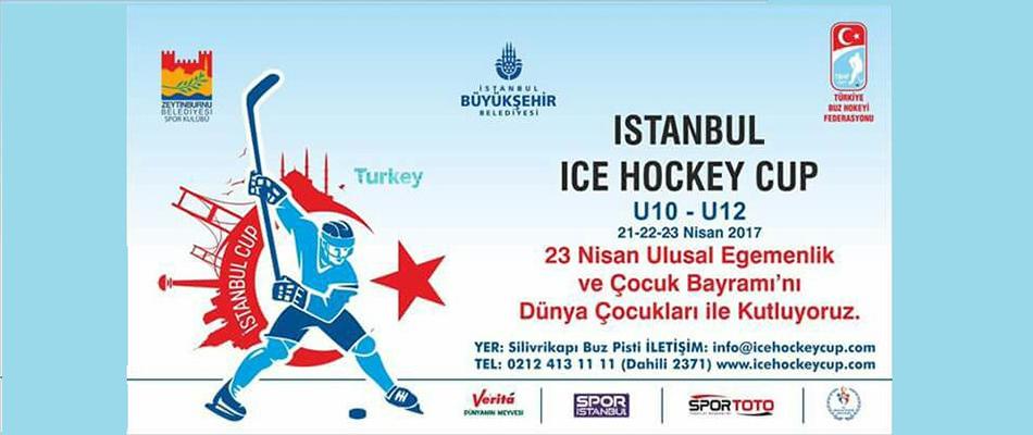 23 Nisan İstanbul Buz Hokeyi Şenliği