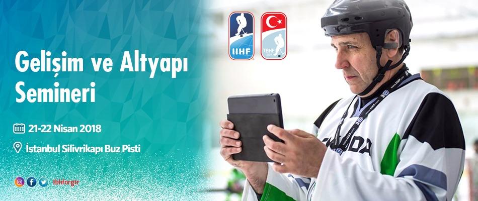 Antrenör Gelişim Semineri İstanbul'da