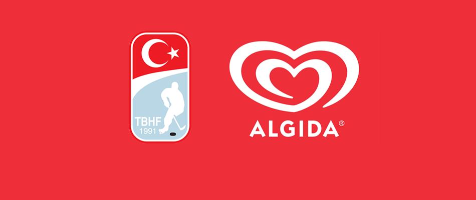 Algida Türkiye Buz Hokeyi Federasyonu'na Sponsor Oldu