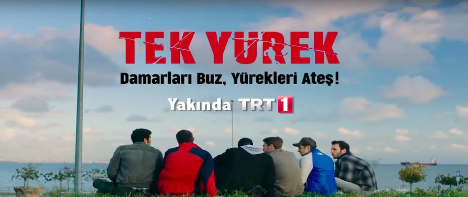 Türkiye'nin İlk Buz Hokeyi Dizisi TRT1'de Başlıyor