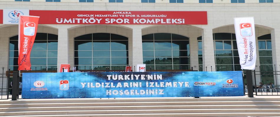 Yıldızlar Ankara'da