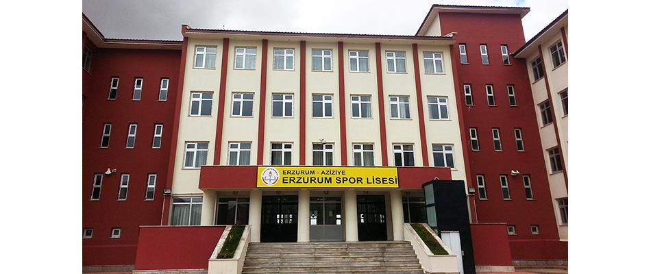 Erzurum'da Tematik (Buz Hokeyi) Spor Lisesi Açılıyor.