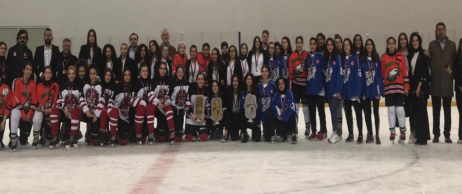 Genç Kadınlar Ligi Şampiyonu GASK