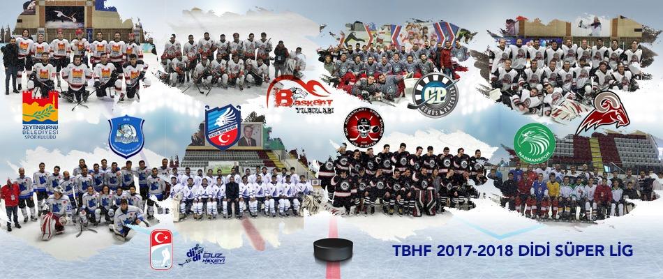 Didi Buz Hokeyi Süper Ligi Tamamlandı...