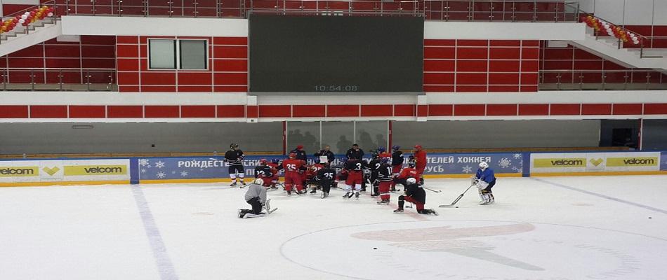 Buz Hokeyi A Milli Takımımız Belarus'ta…
