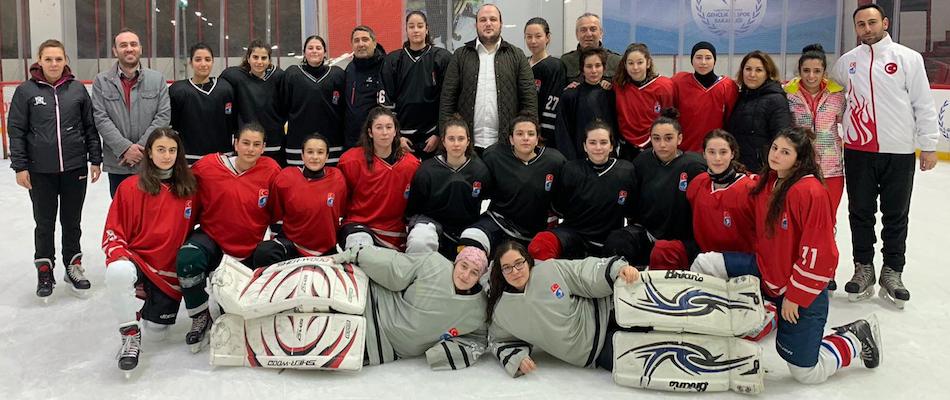 U-18 Kadın Milli Takımımız İspanya'da