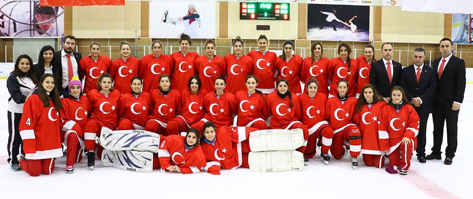 2017 IIHF Kadınlar Dünya Şampiyonası Yeniden Türkiye'de