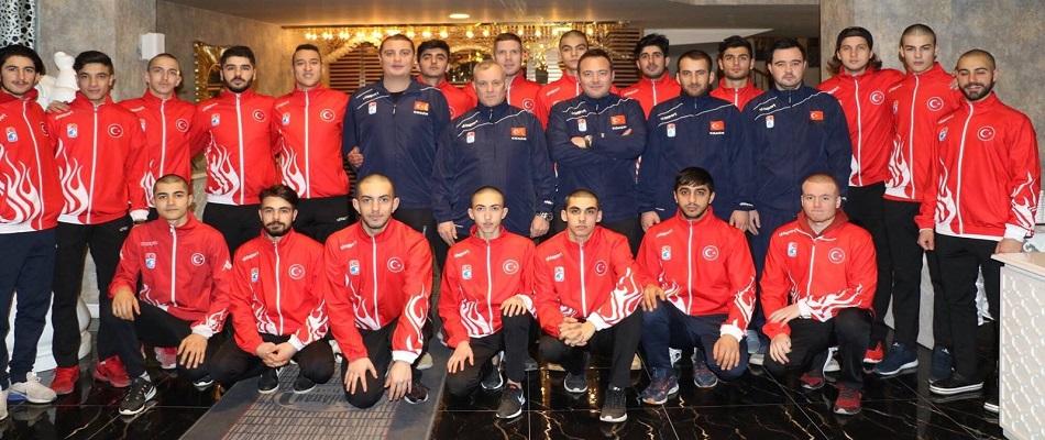 U20 Milli Takımımızın Şampiyona Yolculuğu Başladı…