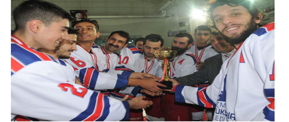 TBHF Birinci Lig Şampiyonu İzmir B. B. Spor Kulübü…