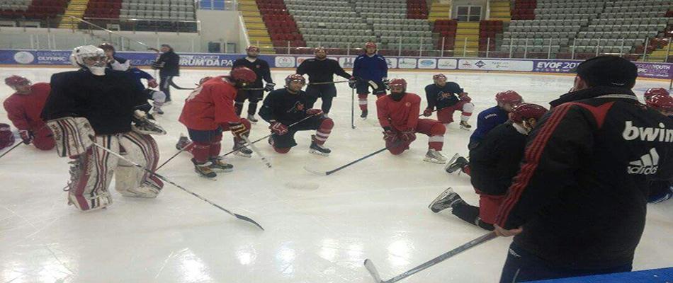 2017 IIHF Division III. 2B grubu maçları devam ediyor..