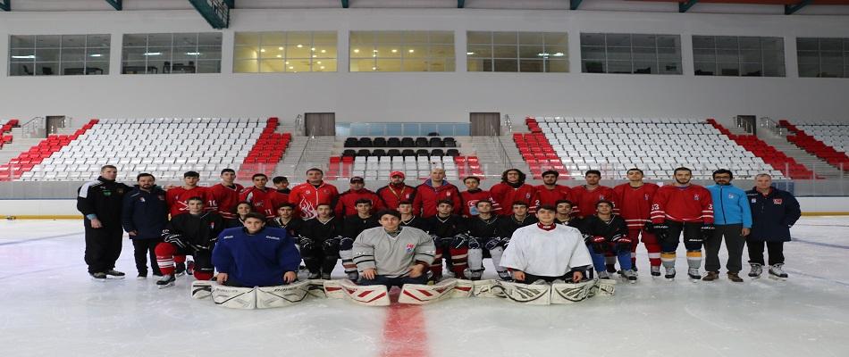 2018 IIHF Erkekler U18 Dünya Şampiyonası Erzurum'da Başlıyor