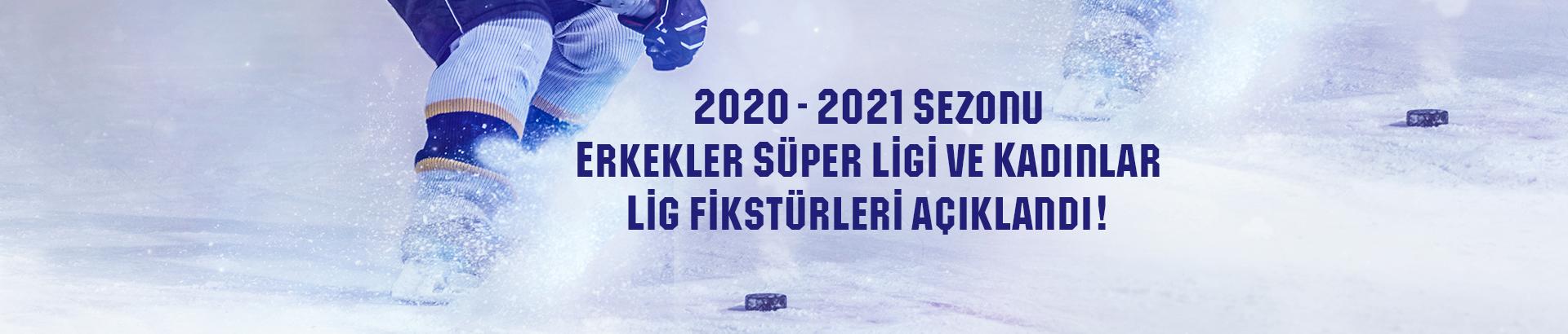 2020 - 2021 Erkekler Süper Ligi ve Kadınlar Ligi Fikstürleri