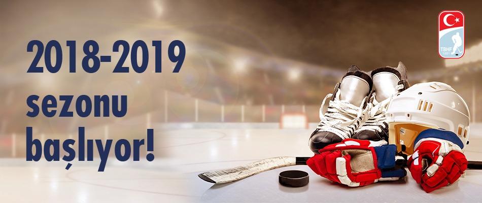 2018-2019 Sezonu Başlıyor
