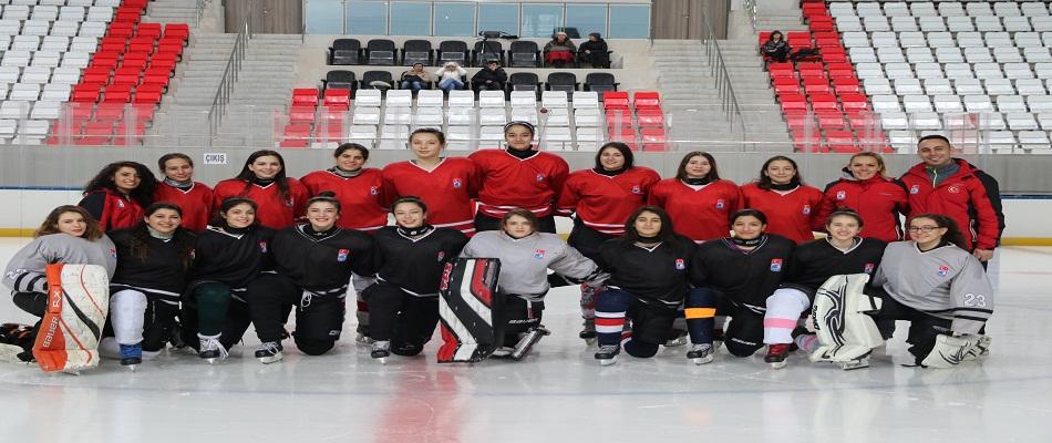 U18 Kadın Milli Takımımız Dünya Şampiyonası Yolunda…