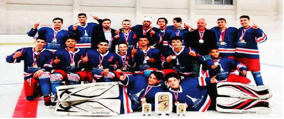 Genç Erkekler Ligi Şampiyonu İzmir BBGSK